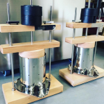 Fabricated Cheese Presses
