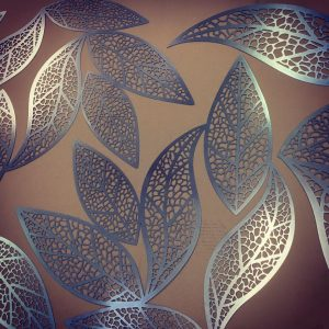 Laser Cut Leaves